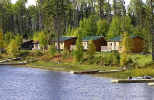 Cozy Camps Fishing & Hunting On The English River System