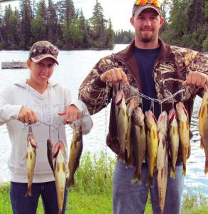 Fishing & Hunting Vacation at Moose Horn Lodge in Chapleau
