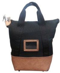 Locking Courier Bag 1000 Denier Nylon Combination Lock ...