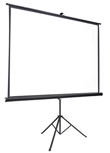 VIVO 100″ Portable Projector Screen, 100 Inch Diagonal