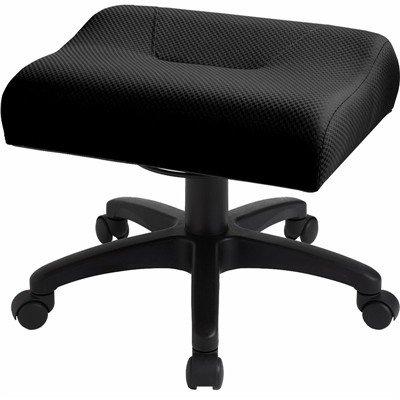rolling office chair on carpet best chairs geneva glider reviews ergocentric leg rest, lr – supply