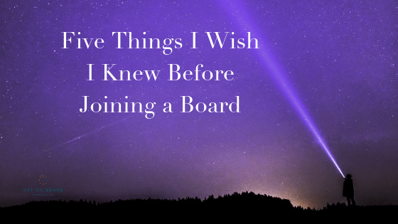 Finding the lessons from a decade on boards