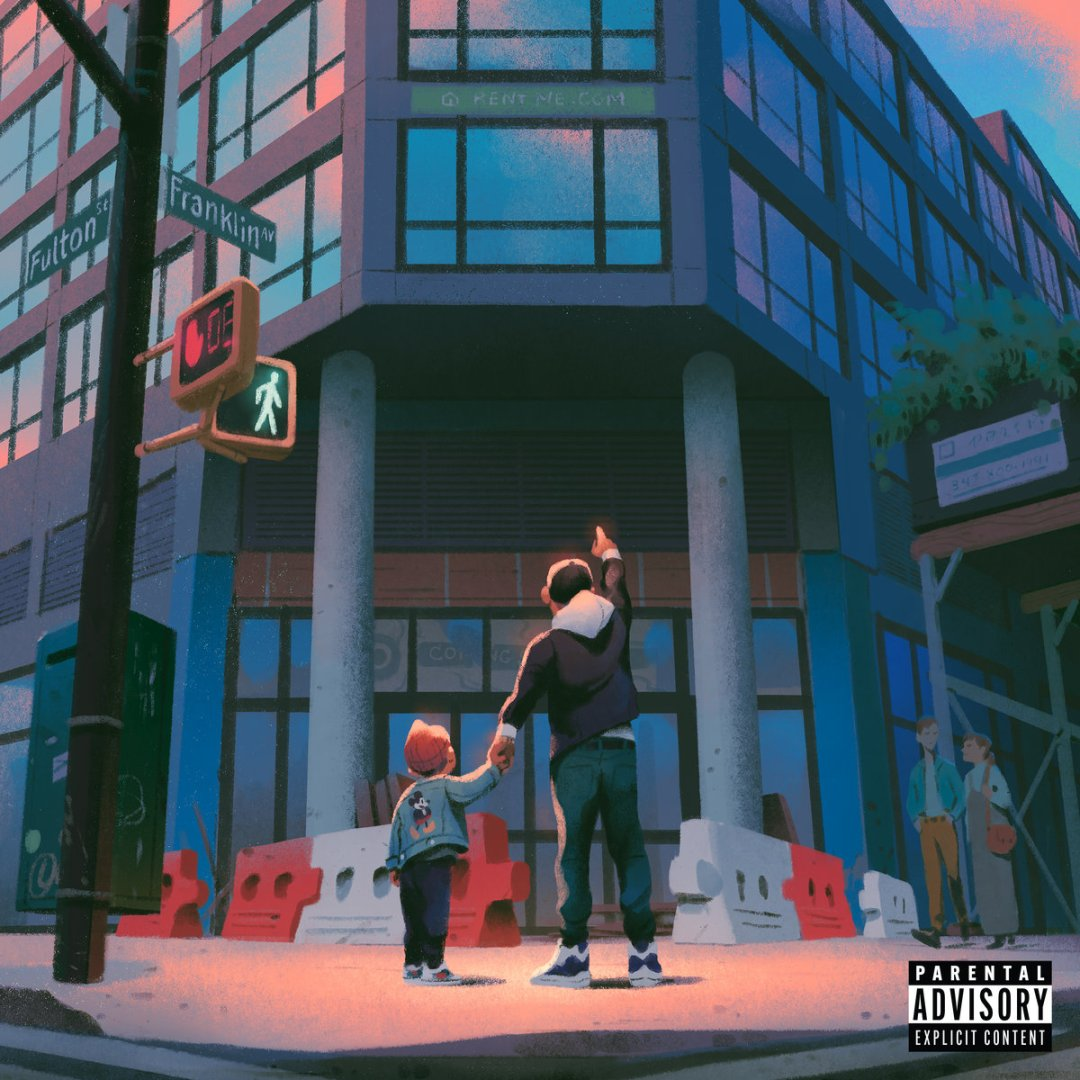 Skyzoo All The Beautiful Things album cover.