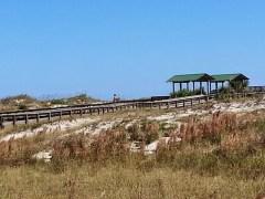 Smyrna Dunes Park provides access for surfers