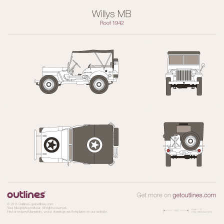 1951 Willys Pickup Wiring Diagram. 1951. Wiring Diagram