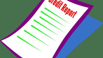 my credit report