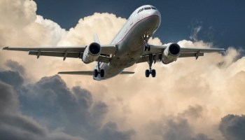 jet, plane, flying abroad,