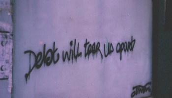 debt will tear us a part