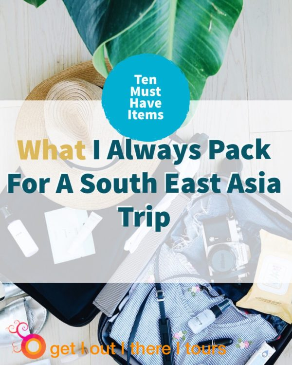 Packing South East Asia