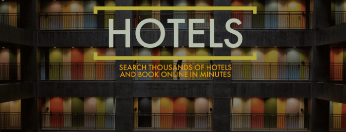Hotels Get Out There Tours