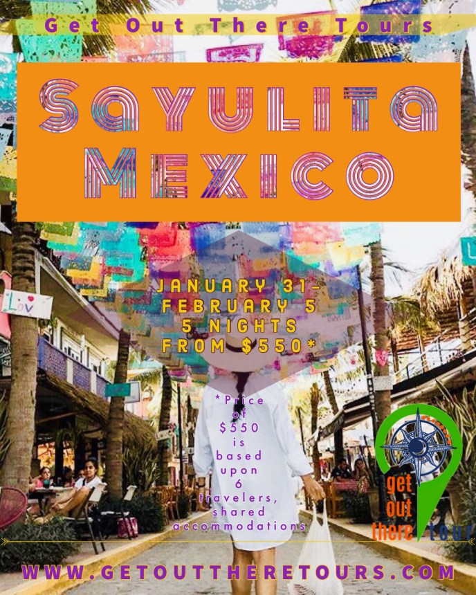 Get Out There Tours Sayulita Mexico February 2020
