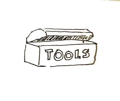 digital marketing tool box