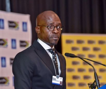 South Africa's Home Affairs Minister, Malusi Gigaba apologises for his viral sex tape that leaked after his phone was stolen