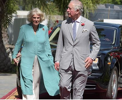 Prince Charles and the Duchess of Cornwall to arriveNigeria today
