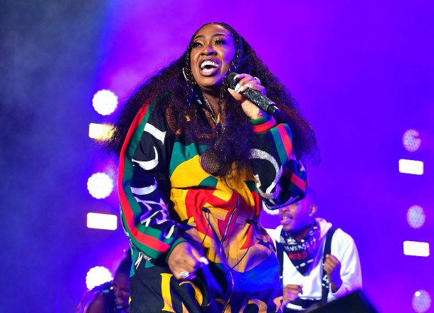 Missy Elliott becomes the first female rapper nominated for the songwriters' hall of fame