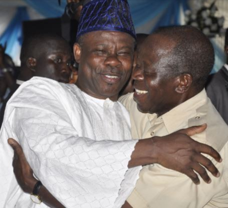 GovernorAmosun speaks on Adams Oshiomholes alleged detention