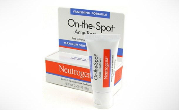 acne on the spot treatments