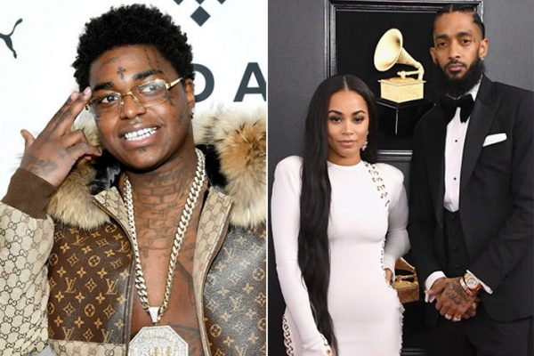 Kodak Black slammed for shooting shot at Lauren London