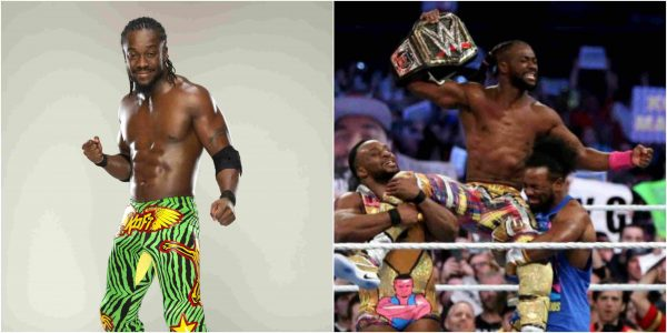 Kofi Kingston becomes 1st ever black man to emerge WWE champion lailasnews 3