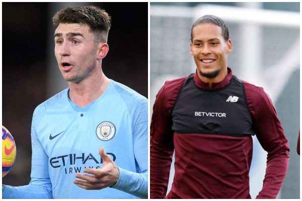 Man City are stronger than Liverpool - Laporte lailasnews