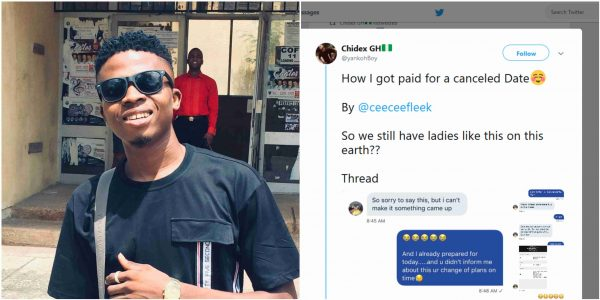 Nigerian man reveals how lady paid him N30,000 for disappointing him lailasnews 6