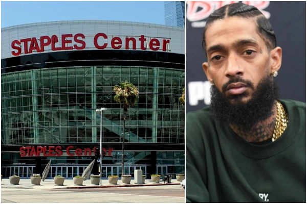 Nipsey Hussle funeral tickets lailasnews