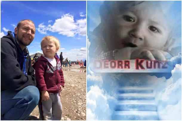 Deorr Kunz missing breaking alert news