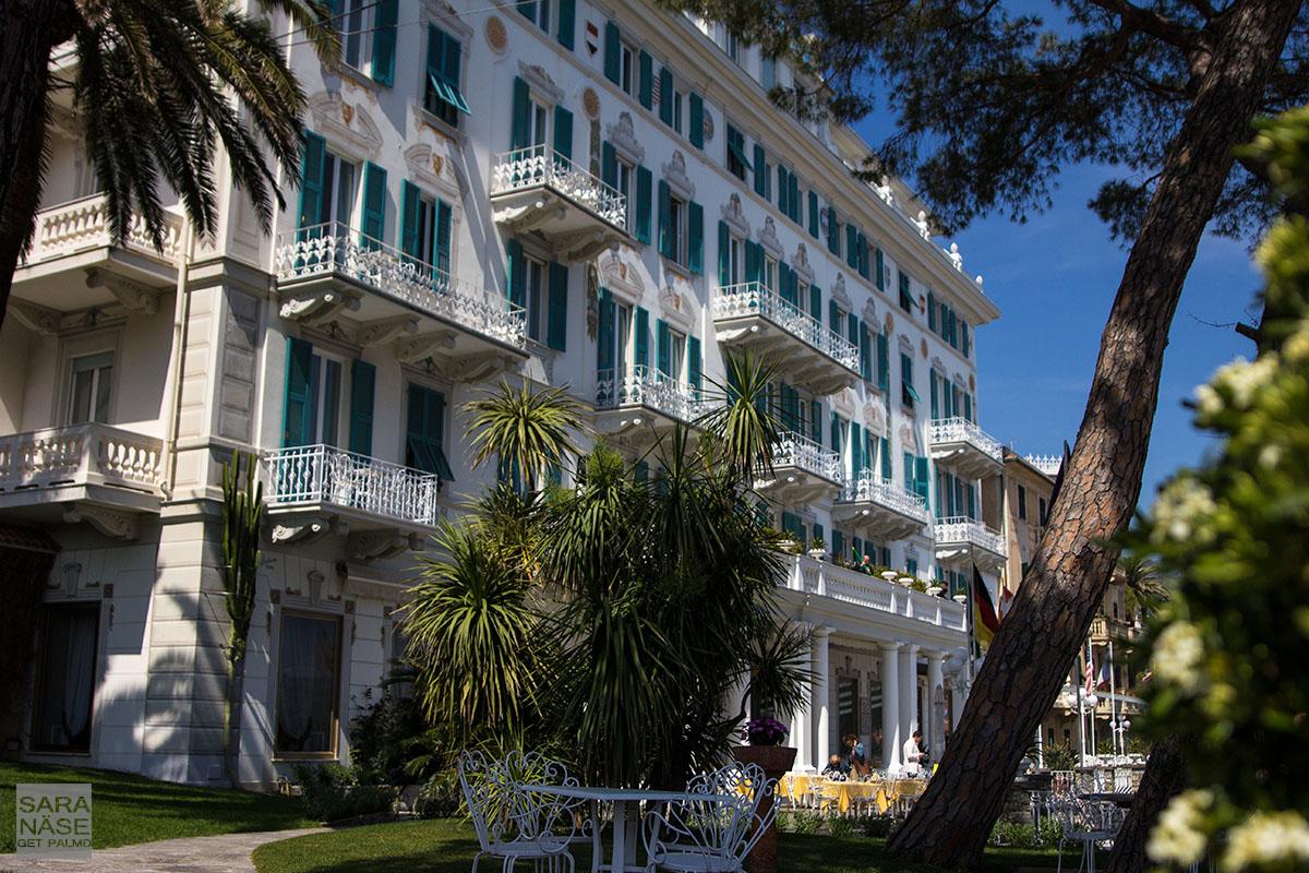 4* Grand Hotel Miramare In Santa Margherita Ligure