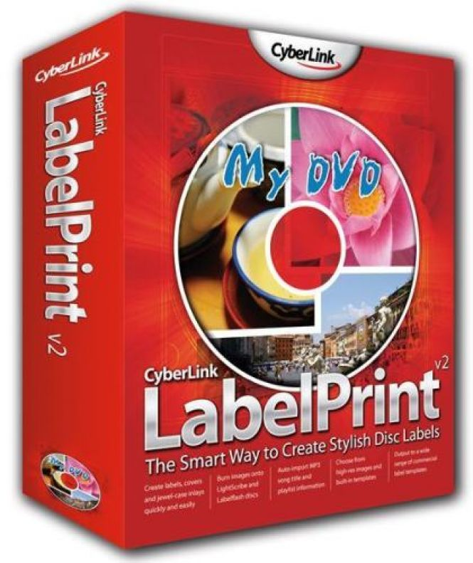 CyberLink LabelPrint  download in one click Virus free