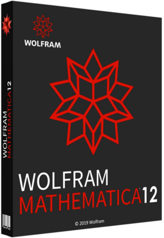 Wolfram Mathematica 12 - download in one click. Virus free.
