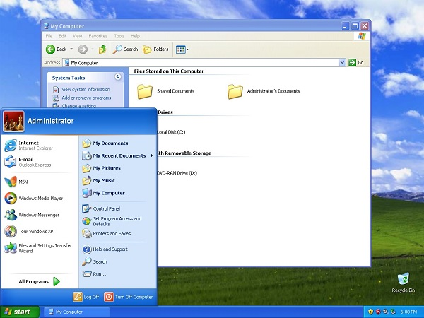 Free Download Windows XP SP3 ISO