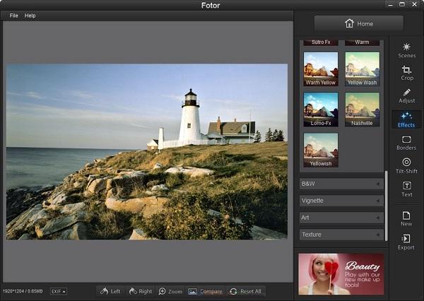 Fotor 3.4.1 Download 32-64 Bit