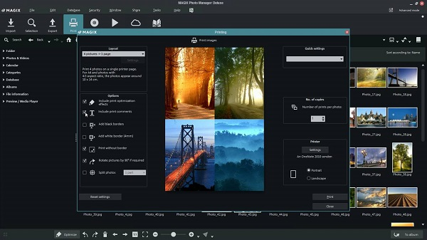 MAGIX Photo Manager 17 Deluxe 13.1 Download