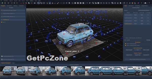 3DF Zephyr Lite 4.501 x64 Download
