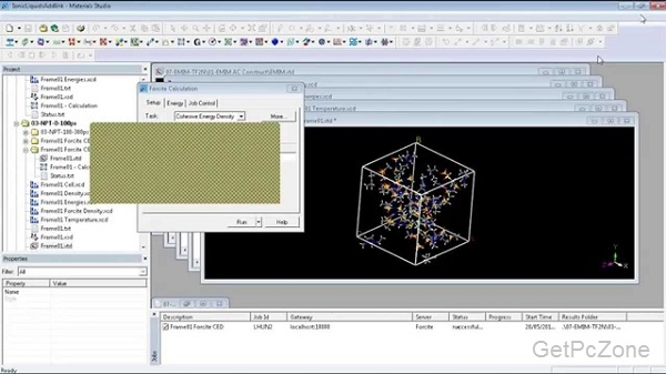 DS BIOVIA Materials Studio 2017 32-64 Bit
