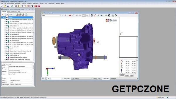 Download Romax Designer R17 Build 149