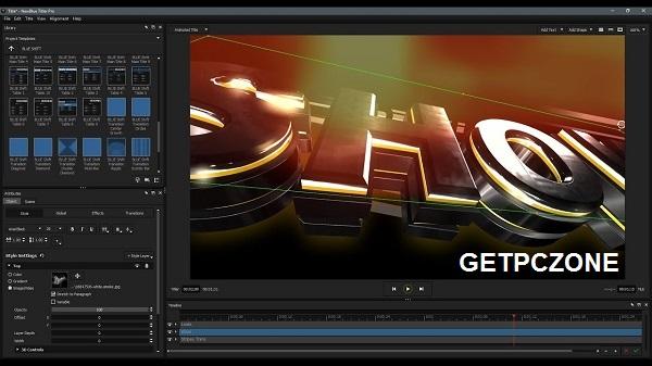 Free Download NewBlueFX Tyler Pro 7.0