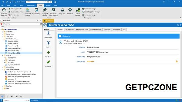 Remote Desktop Manager Enterprise 2.13.0 Free Download