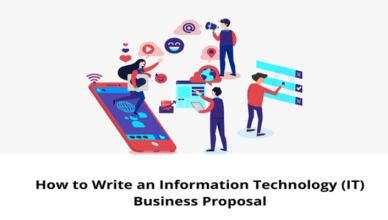 How to Write an Information Technology (IT) Business Proposal