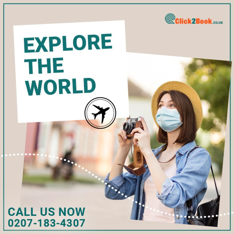Flight Booking and Travelling