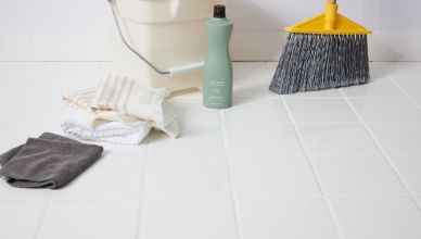 Ways how to clean porcelain tiles