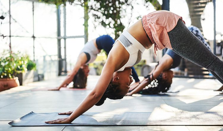 Yoga Exercises Perfect for Mindfulness