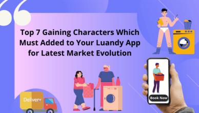 uber for laundry app