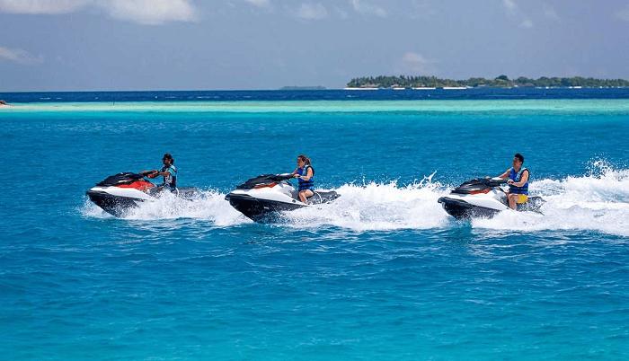 Water sport Maldives