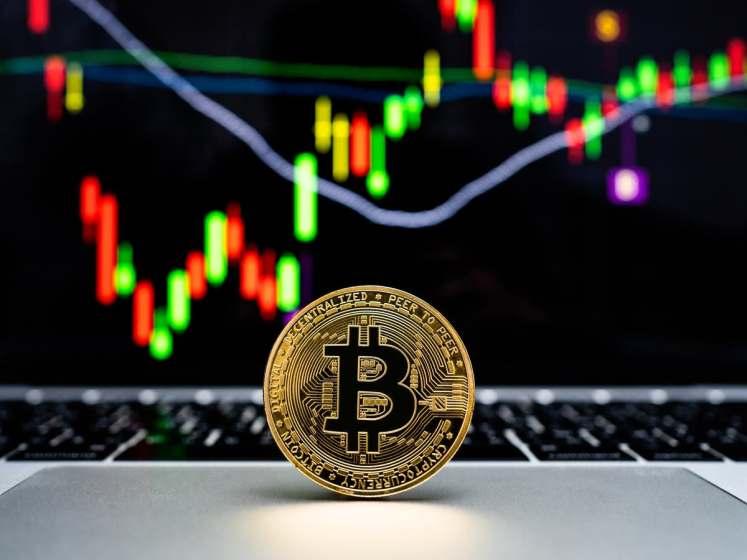 Bitcoin in digital market