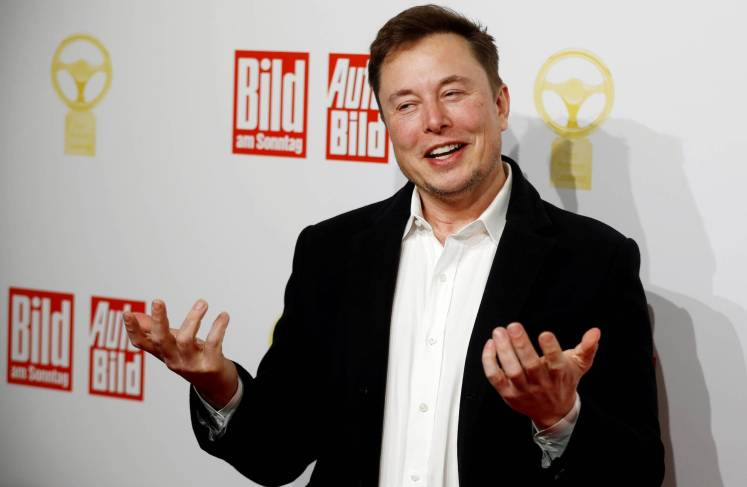 Elon Musk the King of Digital Currency