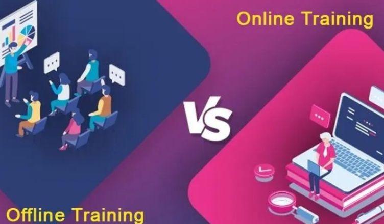 online Coaching vs Offline Coaching