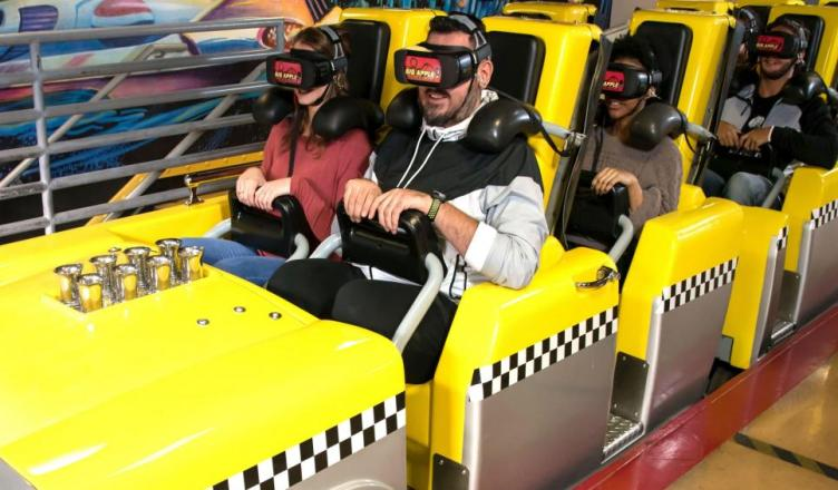 Why is VR Becoming Important for Amusement Parks