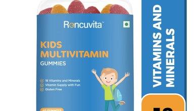 multivitamin gummies for kids