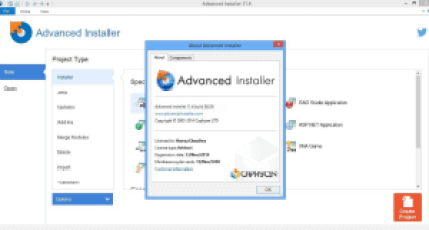 Advanced Installer Architect 17.8 Crack With License Code Free 2021